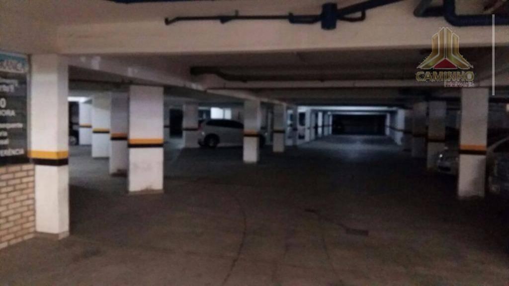 vendo estacionamento com 55 vagas na  cidade universitária pedra branca, palhoça. - gr0001