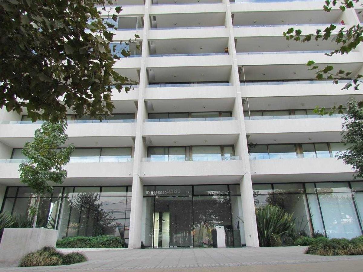 vendo estacionamiento, edificio jardines de las condes - estadio palestino - las condes