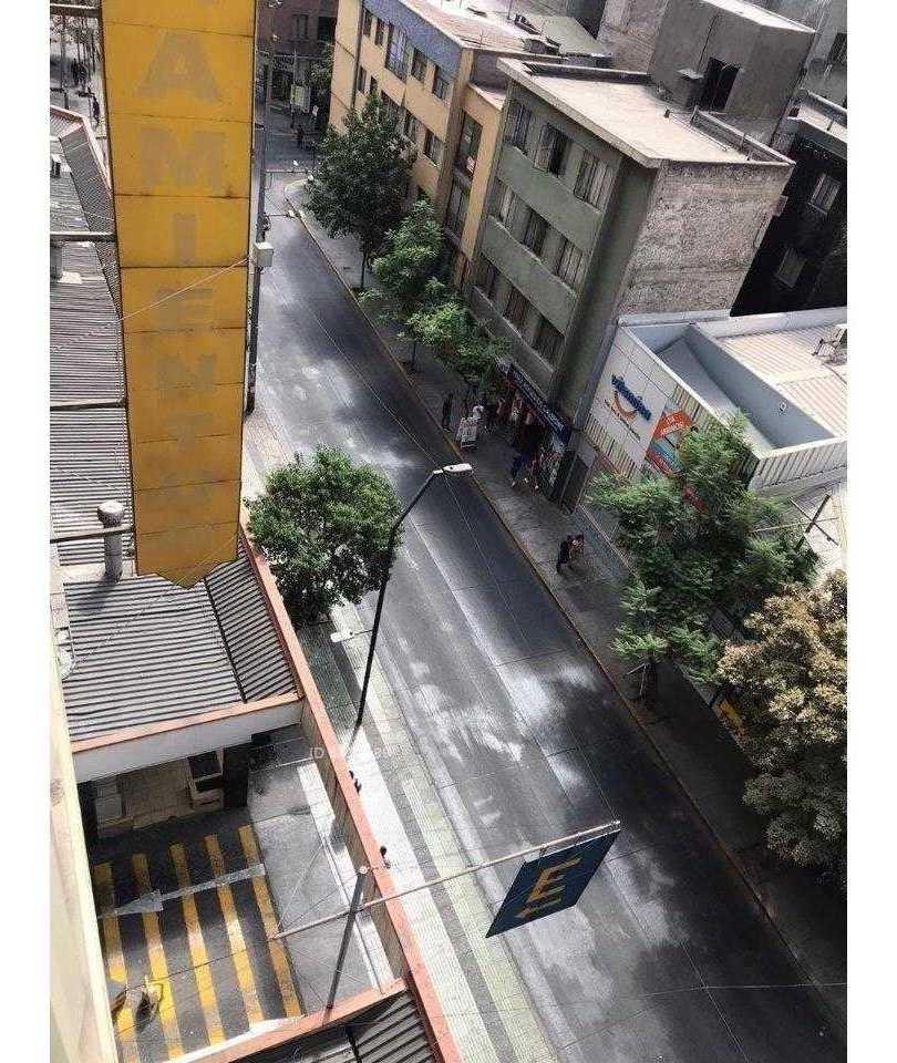 vendo estacionamiento en calle san francisco, santiago