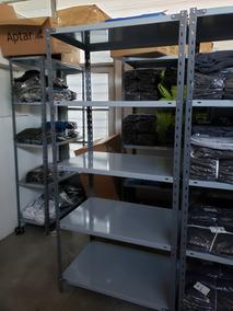 Compro Estanterias Metalicas Segunda Mano.Vendo Estanterias Metalicas 60x90x200 5 Estantes Hasta 70kg