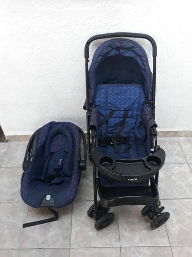 vendo este lindo carrinho que vai com o bebê conforto
