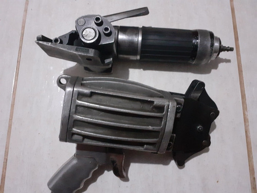 vendo esticador e selador pneumatico de fita de aço por 2500