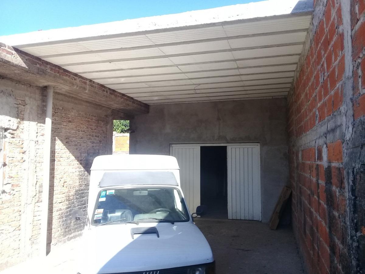 vendo estructura para casa, galpón, taller o deposito