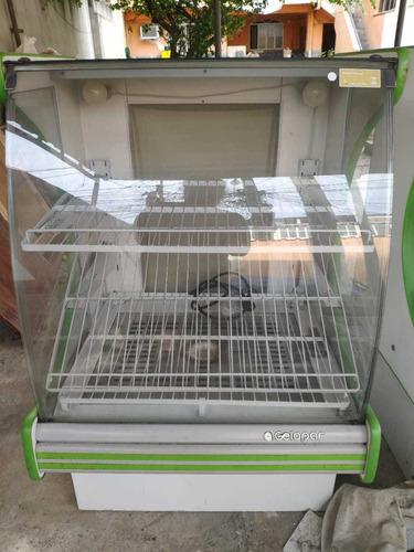 vendo estufa quente 220 v , balcão expositor , modelo meqv-0