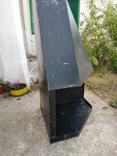 vendo estufa sin uso