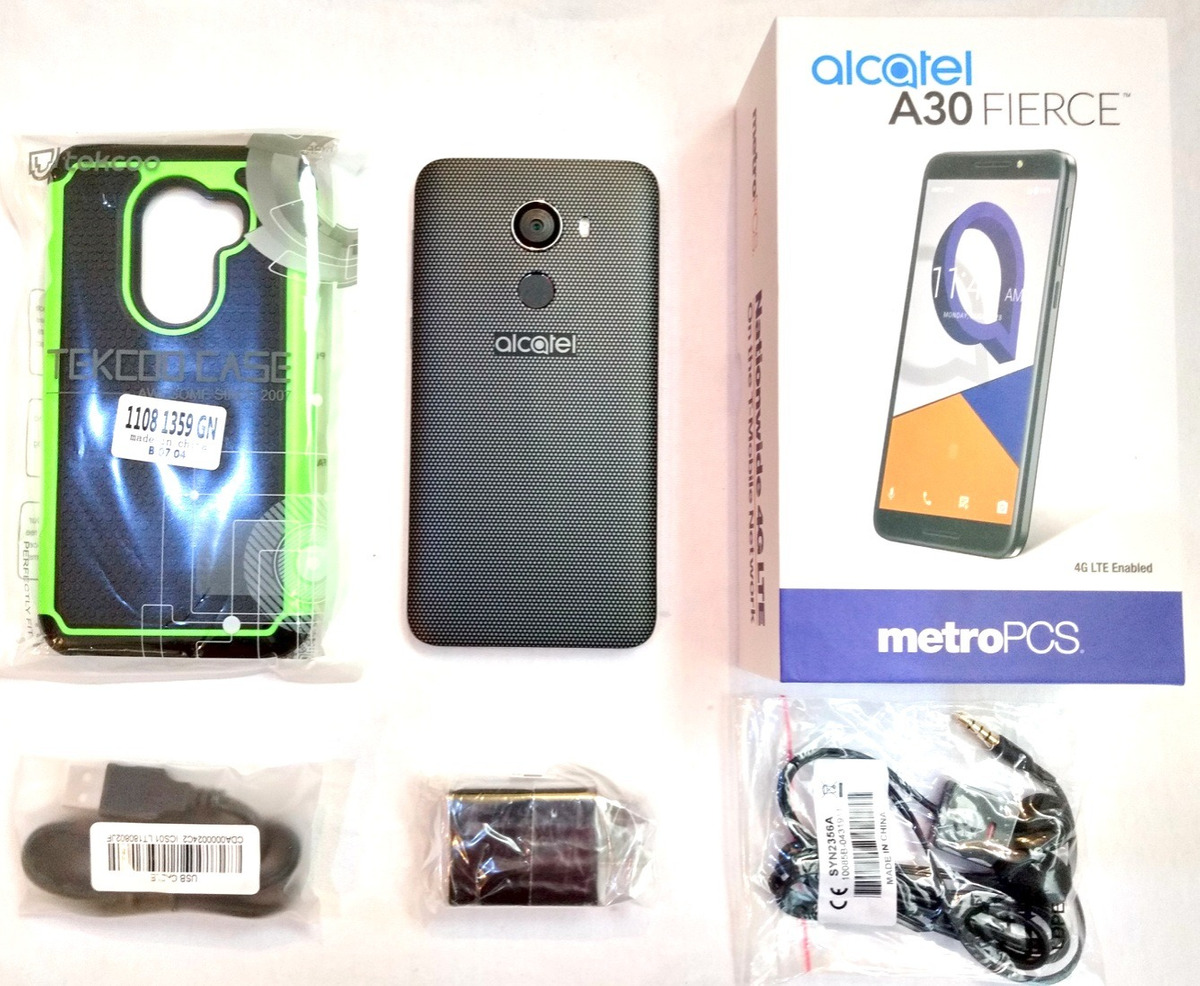Vendo Excelente Alcatel A30 Fierce 5 5´´2gb Ram,32 Gb Rom 4g