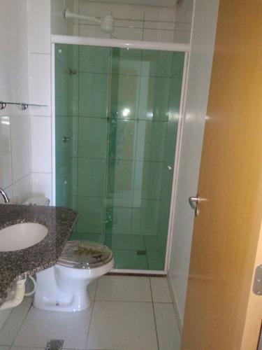 vendo excelente apartamento semi- mobiliado em condominio fechado na cachoeirinha manaus amazonas - am - 32372
