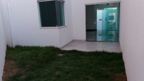 vendo excelente casa geminada duplex independente no planalto! - 896