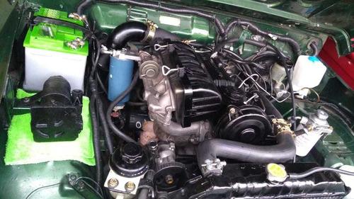 vendo excelente chevrolet samurai diesel motor mazda pn