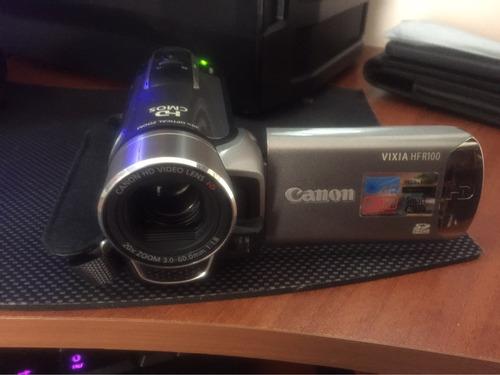 vendo excelente filmadora canon