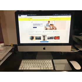 Vendo Excelente iMac 21 Mid 2011  Y Macbook Pro Early 2011.