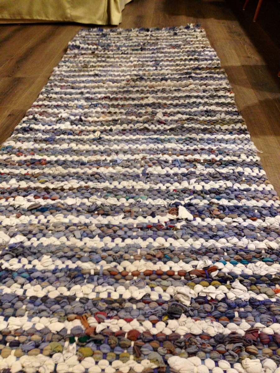 Vendo exclusiva alfombra tejida a mano nueva for Vendo alfombra