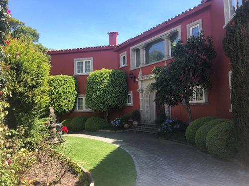vendo exclusiva residencia en lomas virreyes.