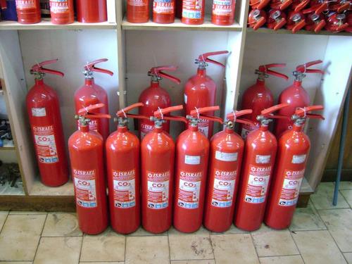 vendo extintores certificados