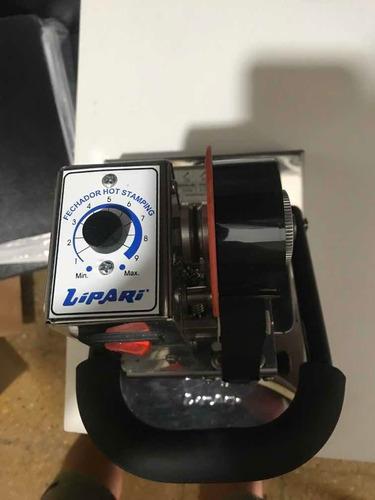 vendo fechador lipari nuevo sin uso