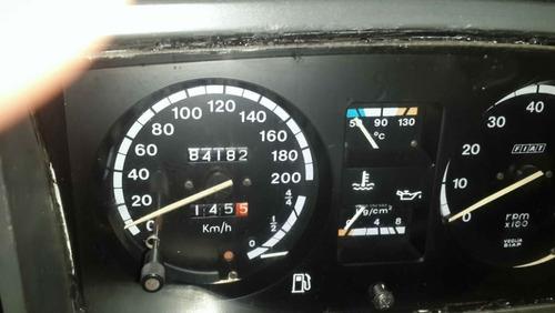 vendo fiat 128 1300cc mod.1987 una joya!!!!!