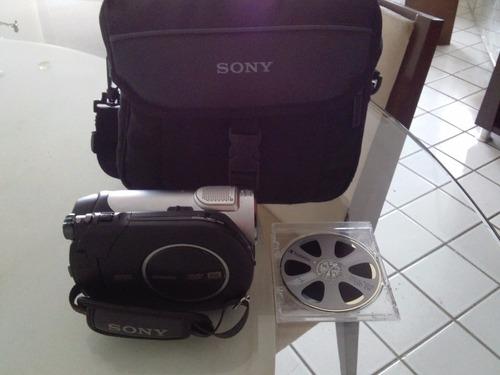vendo  filmadora sony handycam digital