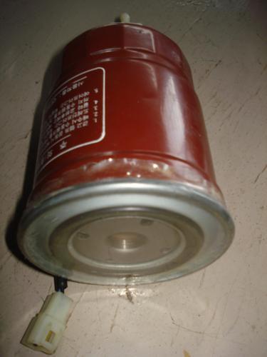 vendo filtro de diesel de kia ceres
