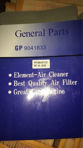 vendo filtros de aire chevrolet sail 1.4