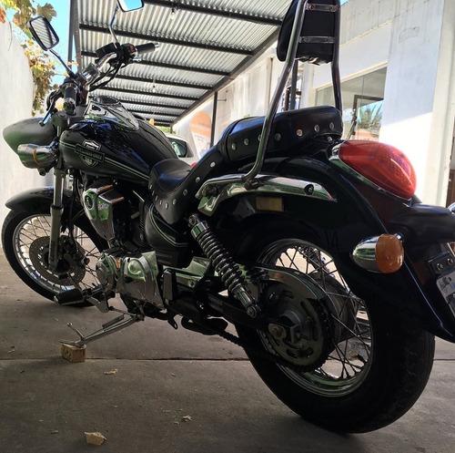 vendo--financio!! motomel patagonia 250 cc
