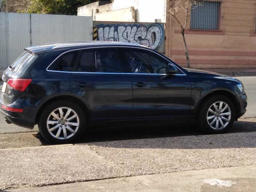 vendo financio o permuto menor. impecable  audi q5 3.2  2012