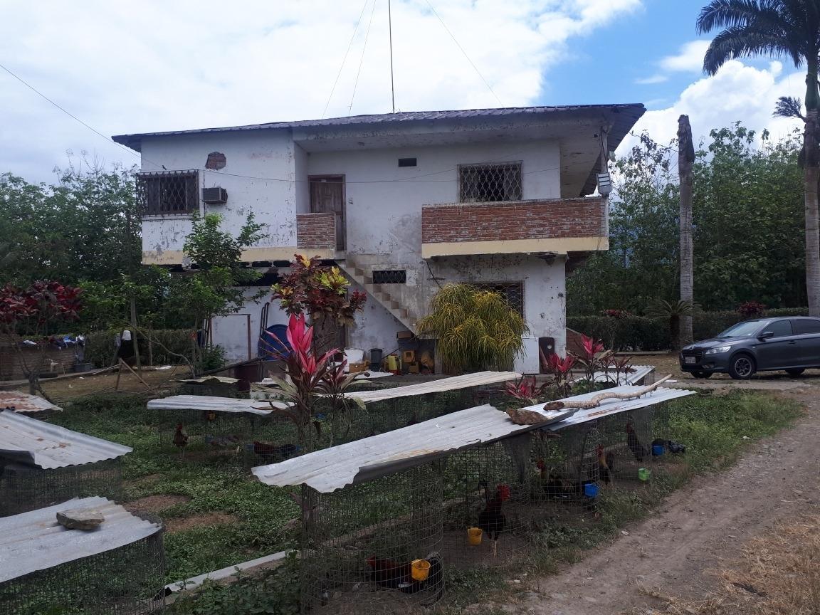 vendo finca cacao y ganadería
