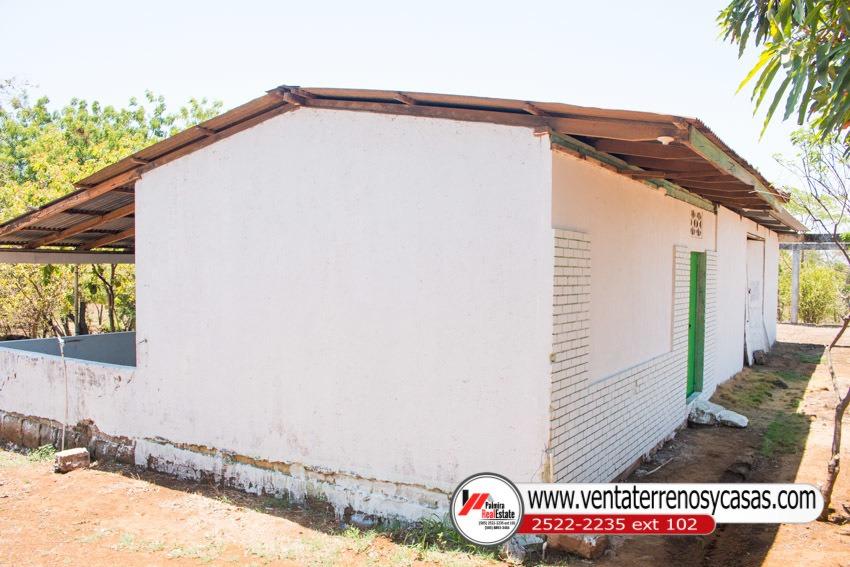 vendo finca con casa en masaya