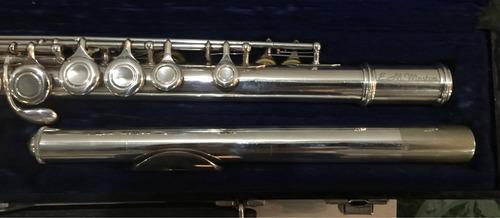 vendo flauta traversa e.m winston boston fl 1153