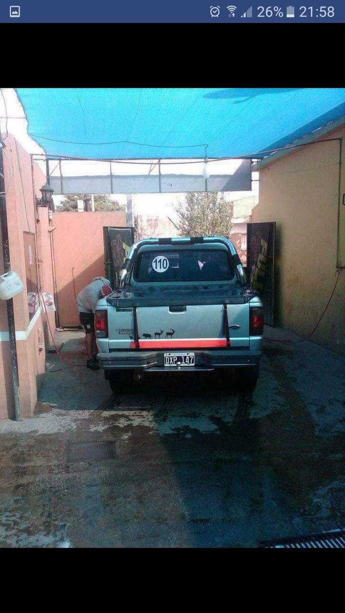 vendo fondo comercio lavadero de autos