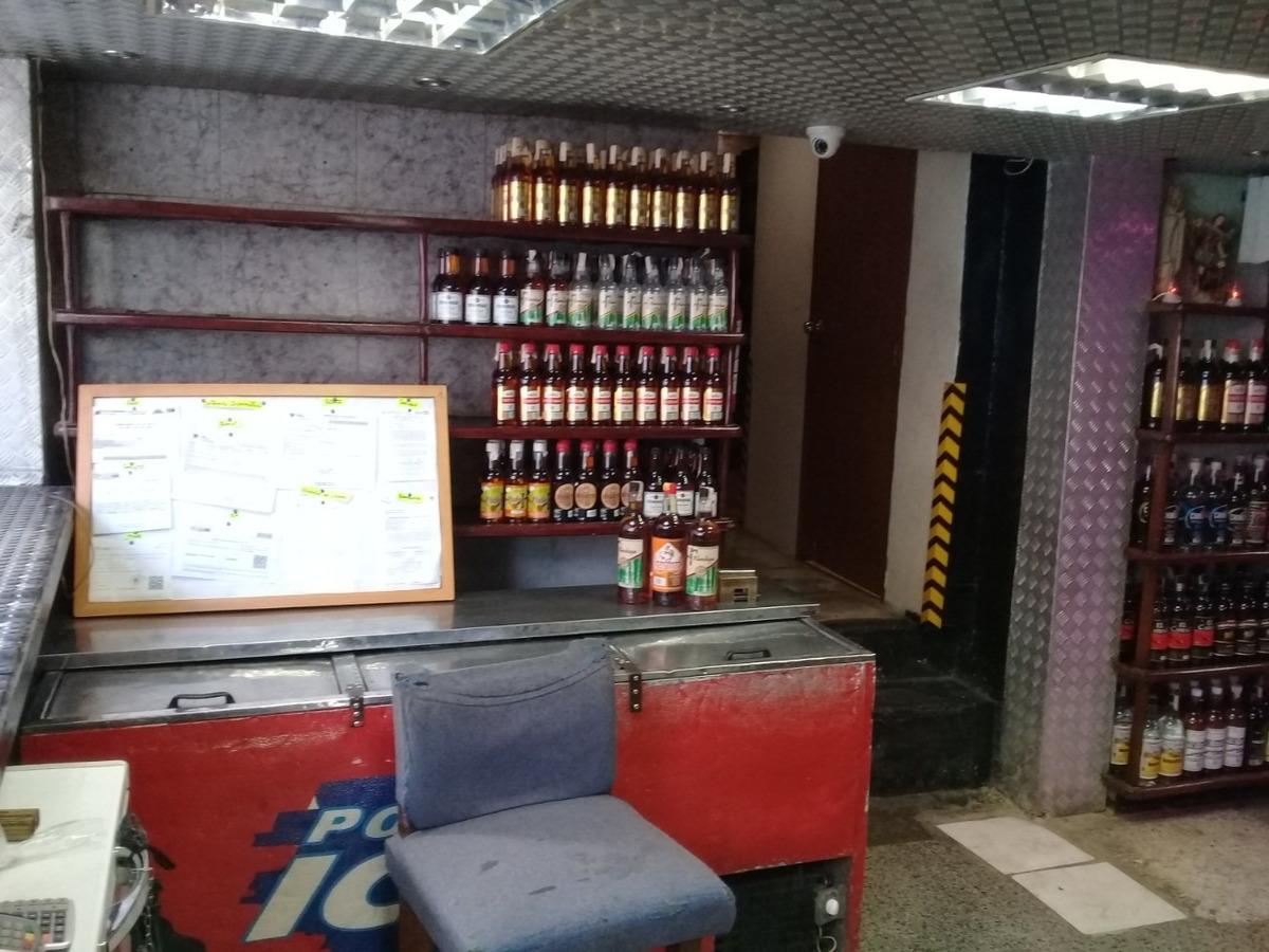 vendo fondo de comercio licoreria y restaurate