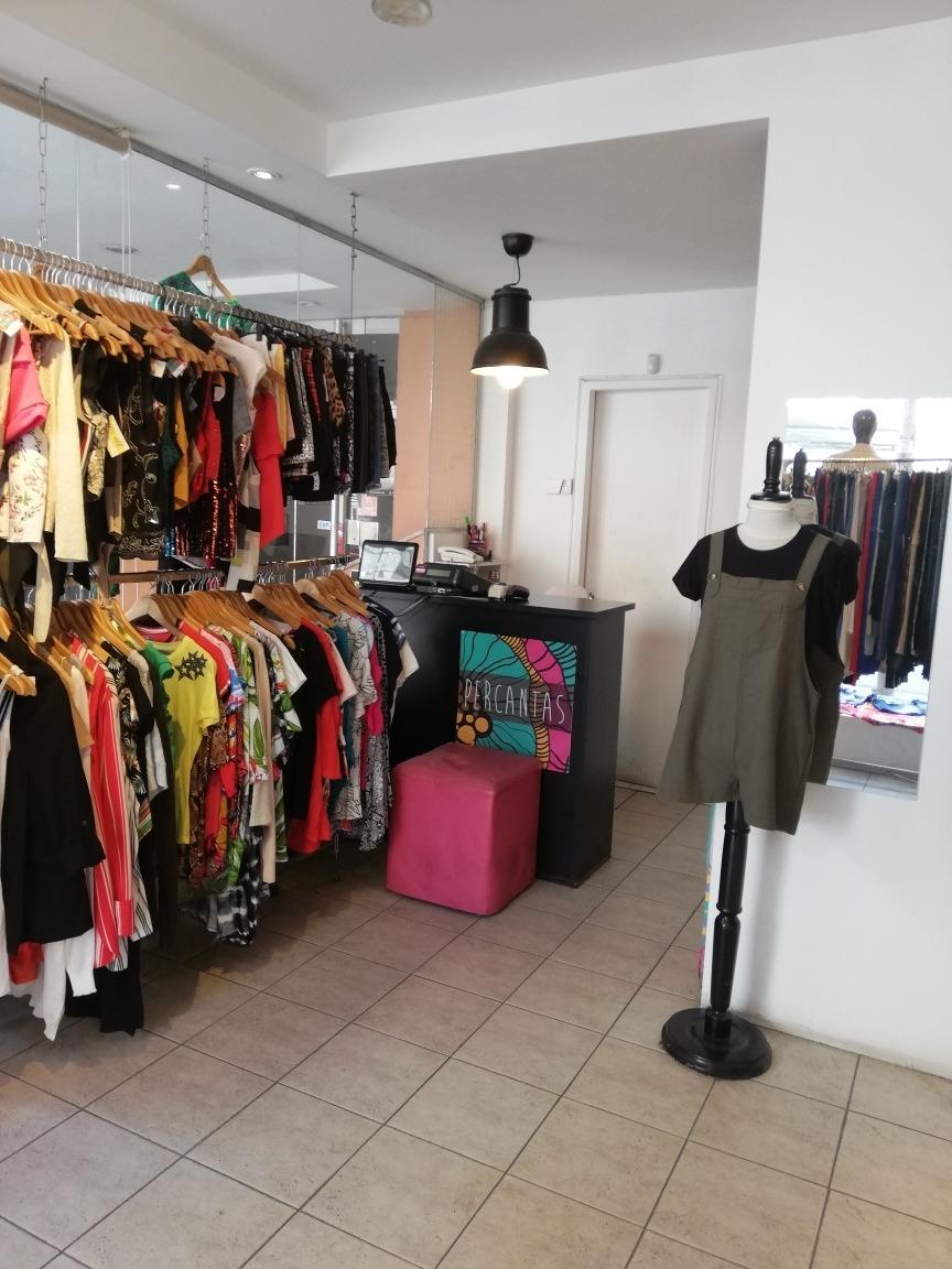 vendo fondo de comercio nueva córdoba indumentaria femenina