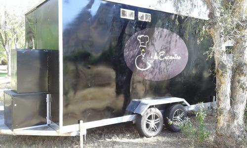 vendo food truck
