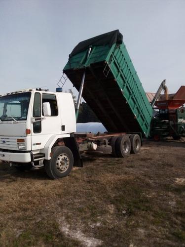 vendo ford cargo 1412 con motor mercedes benz