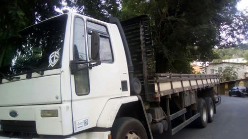 vendo ford cargo 1622