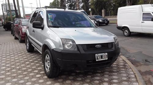 vendo ford  ecosport 2006 tdci xl plus km 172000!!!