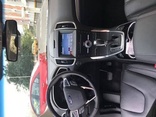 vendo ford edge titanium
