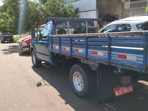 vendo ford f-350 2001/2001 único dono - somente venda