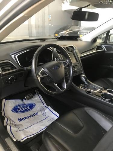 vendo ford fusion 2013