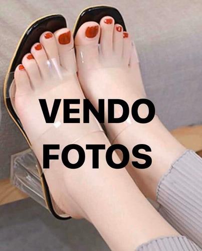 ¿vendo fotos de mis pies ¿