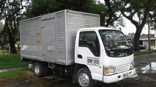 vendo furgon jac  modelo 2009