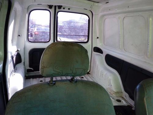 vendo furgón renault kangoo 2002
