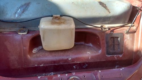 vendo fusca 1300l  1978 com manual do proprietário