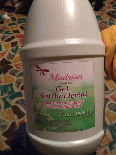 vendo gel antibacterial con registro invima