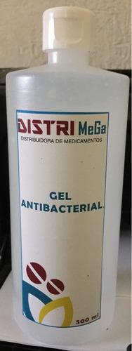 vendó gel antibacterial de 250ml y de 500ml