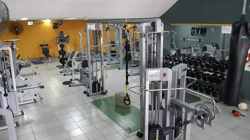 vendo gimnasio completo