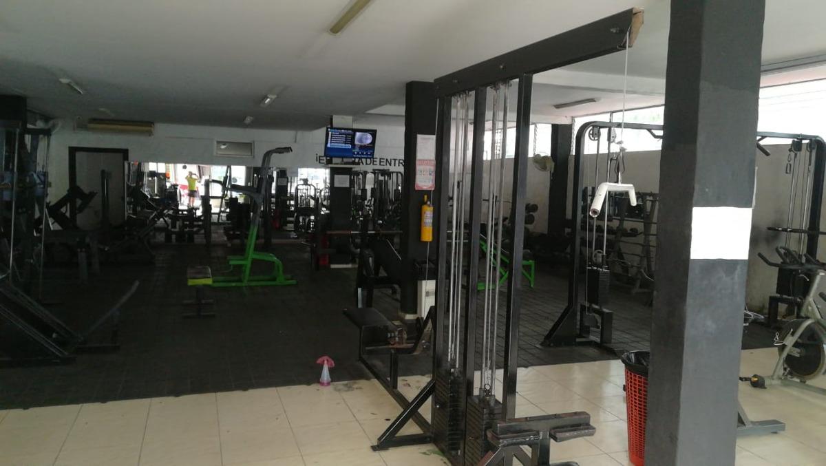 vendo gimnasio reconocido en villavicencio