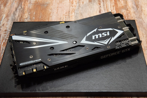 vendo gpu msi duke geforce gtx 1070ti