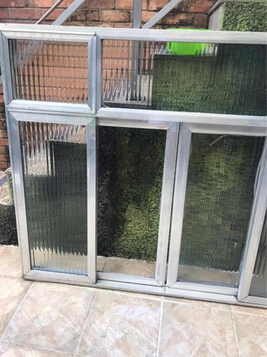 vendo grade de ferro e janela de alumínio
