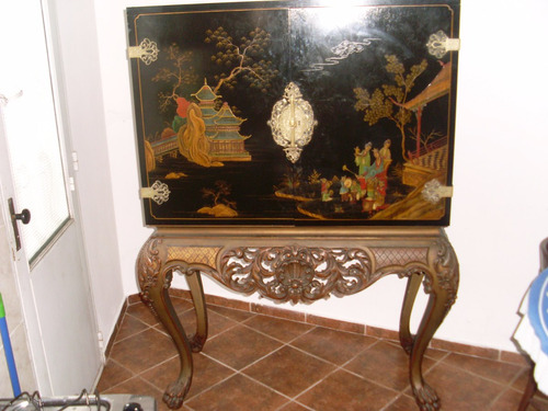 vendo gran mueble oriental en impecable estado!!