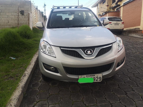 vendo great wall haval h5 elite full 2015 unico dueño